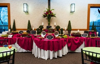 Wedding Catering Offered by A Moveable Feast